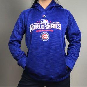 huge discount eef55 f8605 Women Cubs Sweater on Poshmark